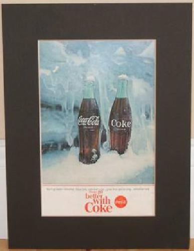 $10 Vintage Coke Ad