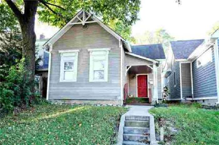 1127 Fletcher Indianapolis Two BR, Beautiful Historic Home just