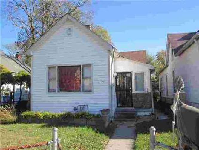 1149 Olive Street Indianapolis, Two to 3 BR home in