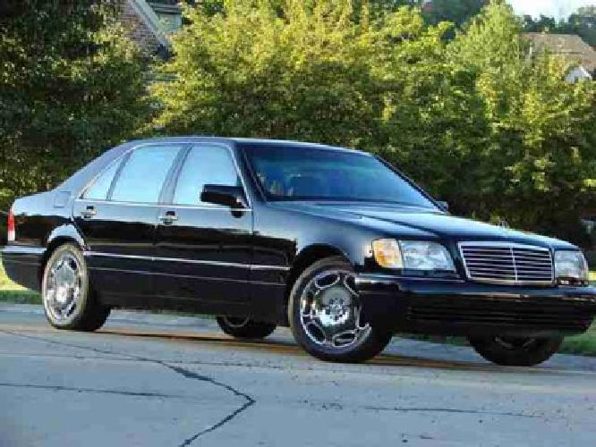 119 800 used 1995 mercedes benz s class s600 fully for 1995 mercedes benz s600