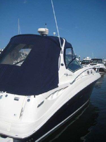 $119,900 2006 Sea Ray 320 SUNDANCER