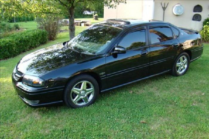 11 000 2004 chevy impala ss indy edition for sale in shelbyville kentucky classified. Black Bedroom Furniture Sets. Home Design Ideas