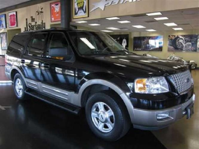 11 000 used 2003 ford expedition eddie bauer edition suv. Black Bedroom Furniture Sets. Home Design Ideas