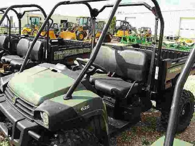 $11,097 2011 John Deere Gator Xuv 625i