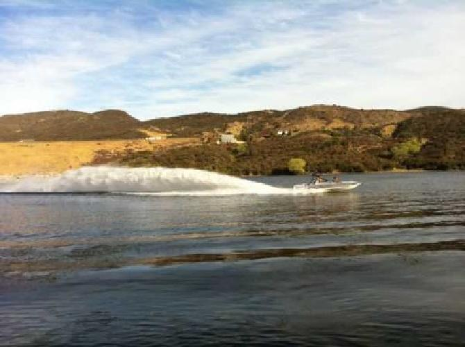11 500 1995 laveycraft open bow 18 39 jet boat possible for 13th floor wakeboard tower