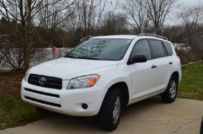 $11,500 2006 Toyota Rav4 For Sale by Owner