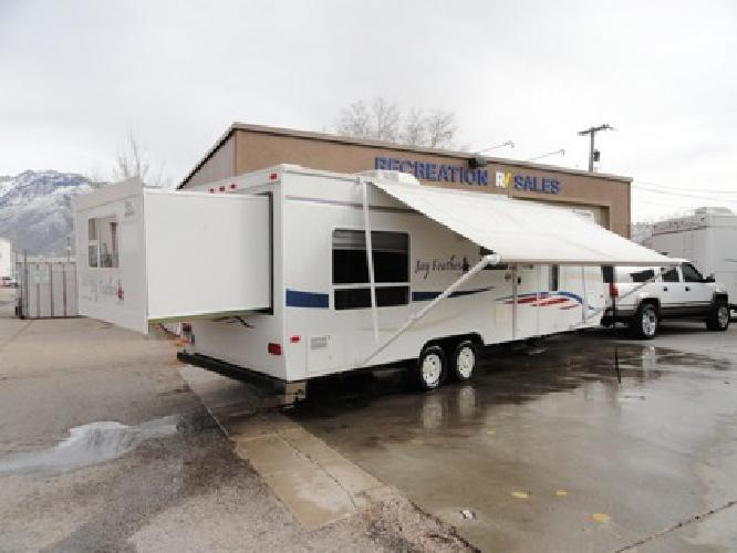 11 500 2007 Jayfeather Travel Trailer With Rear Slide For