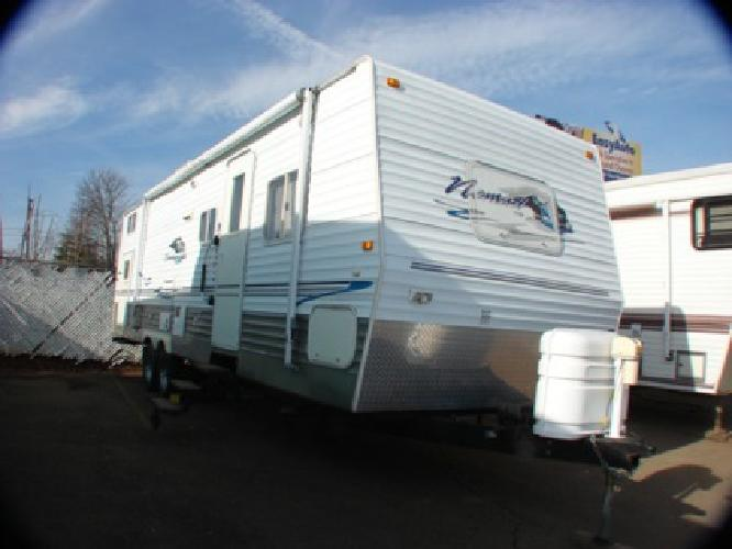 11 500 Bunk House Travel Trailer Nomad Sleep 10 2 Bedroom For Sale In Knoxville Tennessee