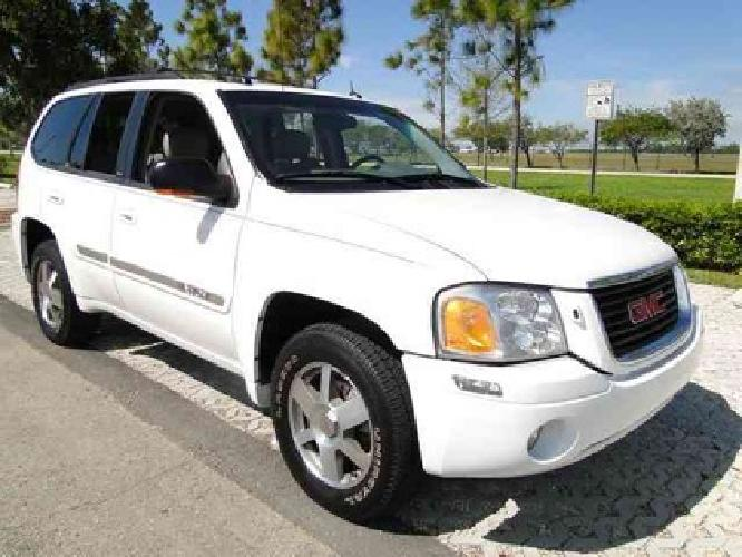 11 625 used 2005 gmc envoy for sale for sale in pompano beach florida classified. Black Bedroom Furniture Sets. Home Design Ideas