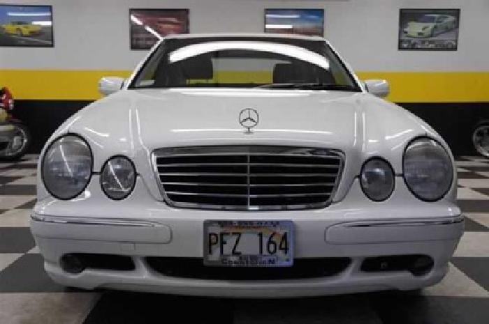 $11,900 Used 2001 Mercedes-Benz E-Class E430 4dr Sdn 4.3L Sedan, 67,606 miles