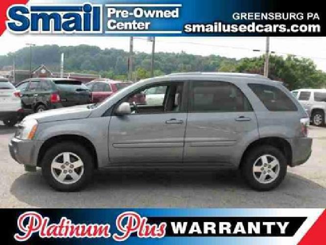 $11,970 2006 Chevrolet Equinox LT