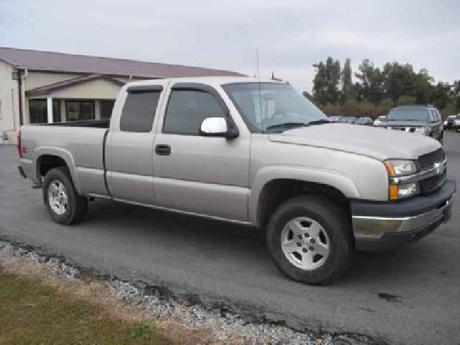 used 2004 chevy silverado for sale autos post. Black Bedroom Furniture Sets. Home Design Ideas