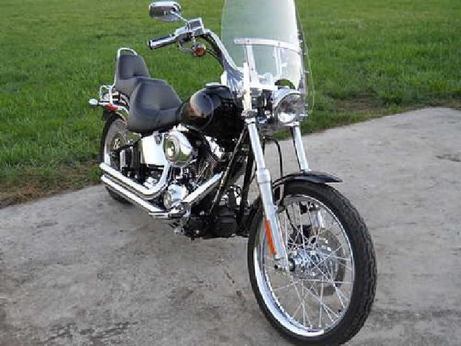 $11,995 2007 Harley-Davidson SOFT -