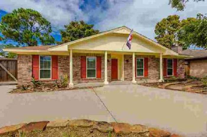 12022 Troulon Drive Houston Three BR, Welcome Home!