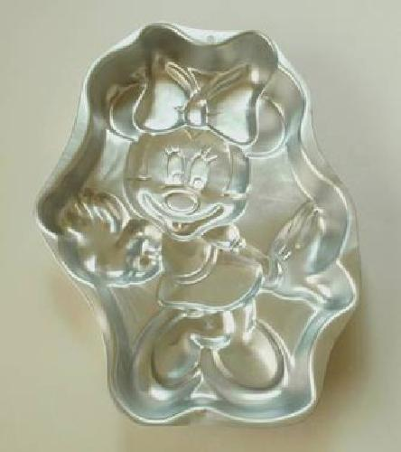 $120 Collectable Minnie Mouse Cake Pan by Wilton (©1998