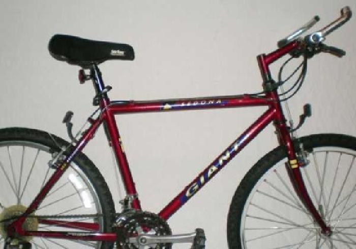 Bikes Giant Sedona GIANT Sedona ATX RIGID