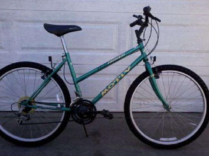 120 Motiv Backcountry 18 Speed Bike For Sale In