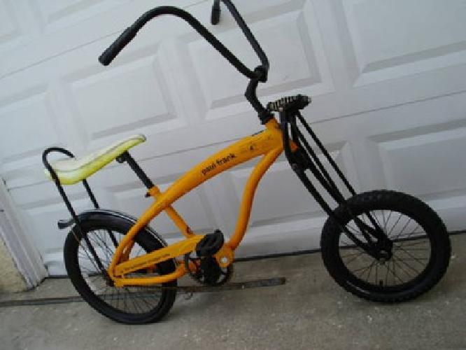 Cruiser Bikes Made In Usa Chopper Cruiser Bike