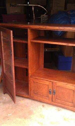 $120 OBO Entertainment Center