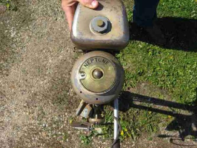 Neptune Boat Motor Owatonna Mn For Sale In Minneapolis