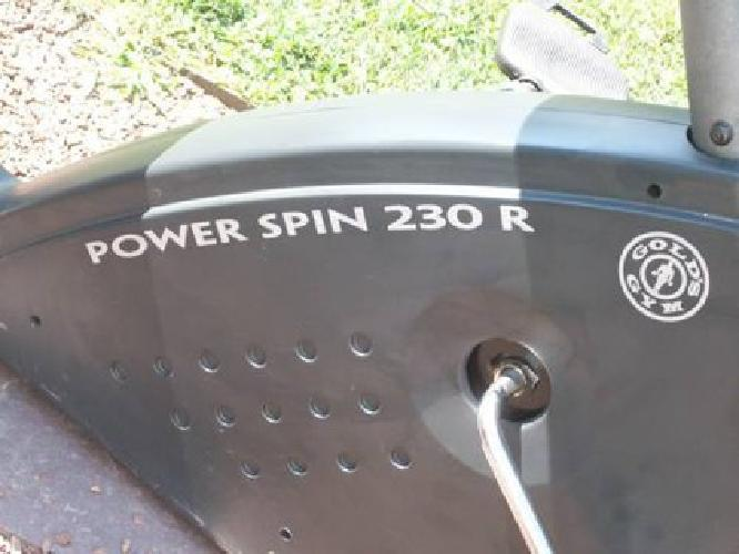 power spin 230 r manual