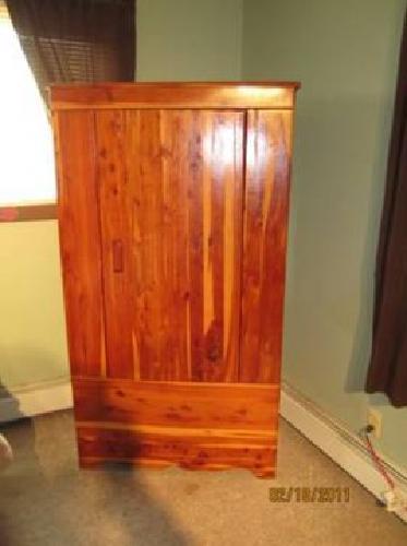 $125 Large Cedar Closet