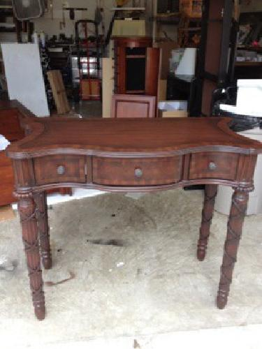 $125 Masterpiece new sofa table or desk