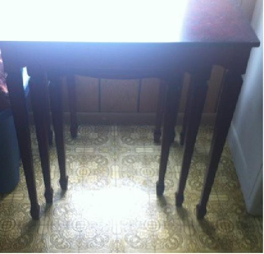 $125 Moving sale 3 end tables