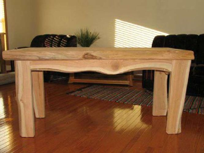 125 new custom made live edge tables for sale in for Furniture maker seattle