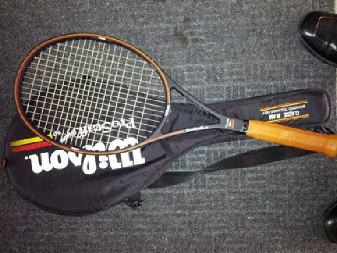 $125 OBO Wilson Prostaff 6.0 Original - Tennis Racquet
