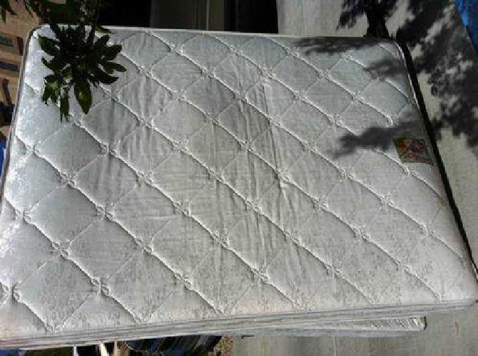 Size Mattress And Box Spring In North Las Vegas Nevada For ...
