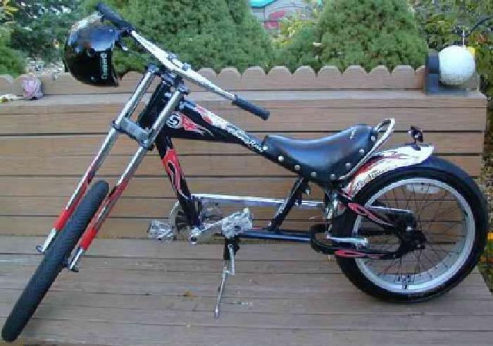 Orange County Choppers Chopper Bike Bike Orange County Chopper