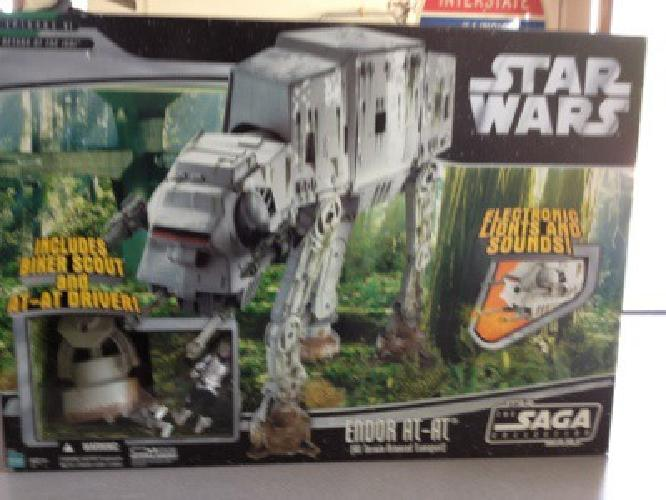 $125 Star Wars Endor AT-AT