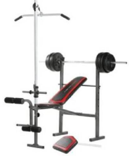 $125 Weider Pro 290W Weight Bench for Sale in Marion, Kentucky