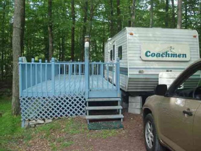 $12,000 Lake Adventure Vacation Lot & Trailer (Mount Pocono Area) $12000 1bd