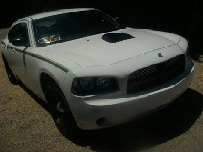 $12,000 OBO 2007 Dodge Charger Police Interceptor 5.7 Liter Hemi 130000 Miles