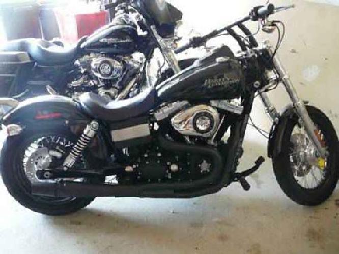 $12,300 2011 Harley Davidson Dyna Street Bob for sale in ...  Harley