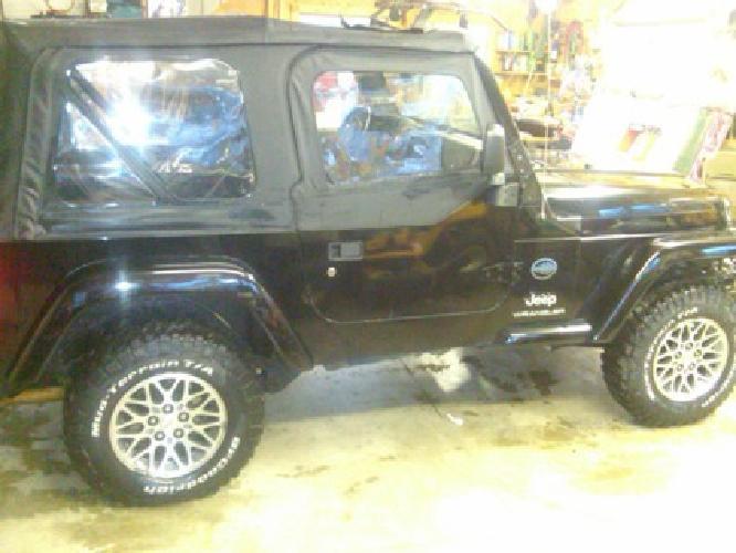 $12,400 2005 Jeep Wrangler X Price drop 12,350 OBO