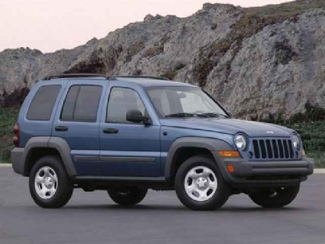 $12,495 2005 Jeep Liberty Limited