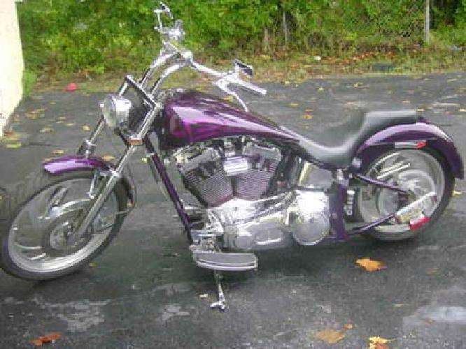 12 500 2002 Purple Custom Kraft Tech Frame With S S 113 Motor For Sale In New Port Richey