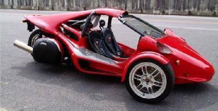 12 500 2006 Campagna T Rex Reverse Trike Motorcycle For Sale In