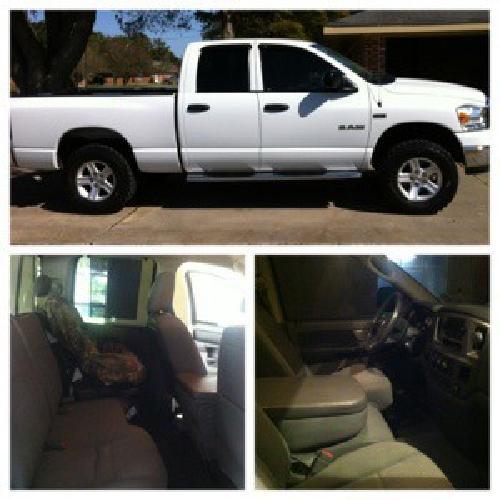 $12,500 2008 4x4 Dodge Ram 1500 Big Horn Edition, Crew Cab