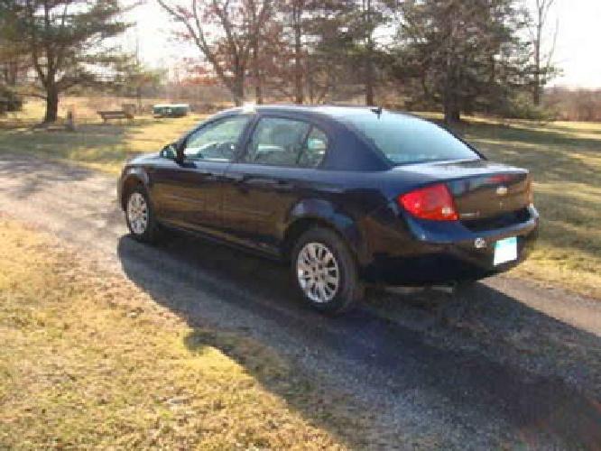 $12,500 2010 Chevy Cobalt LT, 4DR - Low Miles