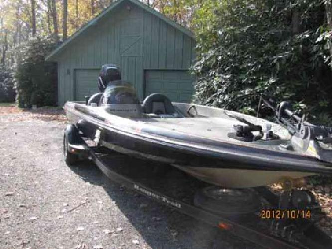 $12,700 RANGER 185vs bass boat (philly burbs)