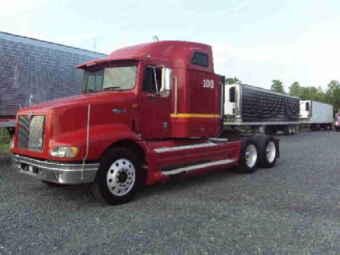 $12,900 2000 INTERNATIONAL 9200 Tandem Axle Sleeper
