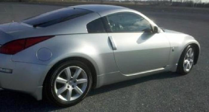 $12,900 2003 Nissan 350Z, 6-Speed Manual Trans, Only 43,000 Miles
