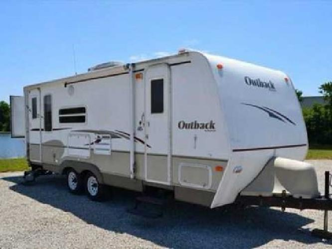 12 900 2004 Keystone Outback 25 Rss 27 Foot Travel Trailer For Sale In San Jose California