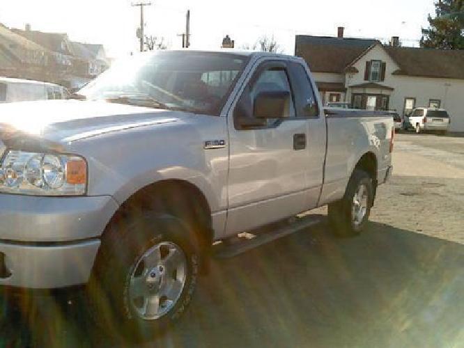 $12,900 2006 F150 4X4 STX Clean