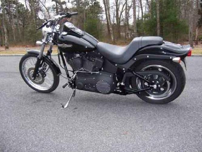 $12,900 2006 Harley Davidson Softail Night Train Fxstb(I)