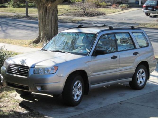 $12,900 2006 Subaru Forester